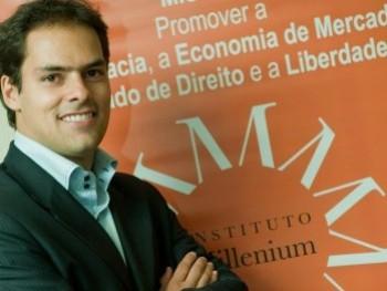 Paulo Uebel, diretor executivo do Instituto Millenium
