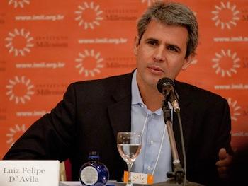 Luiz Felipe d'Avila_ Instituto Millenium