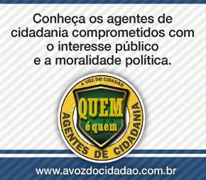 A voz do cidadão