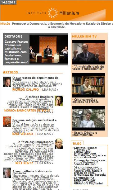 Newsletter 14 junho 2012