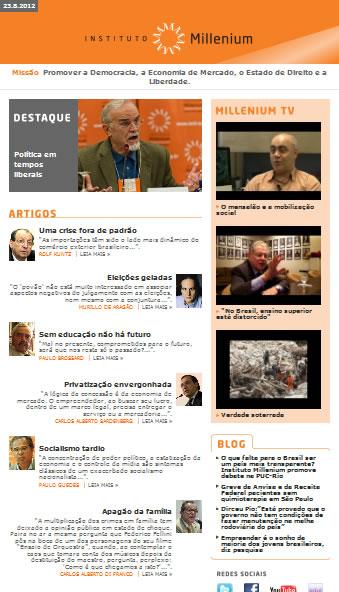 Newsletter 23 Agosto 2012