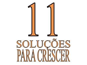 11 solucoes para 2013