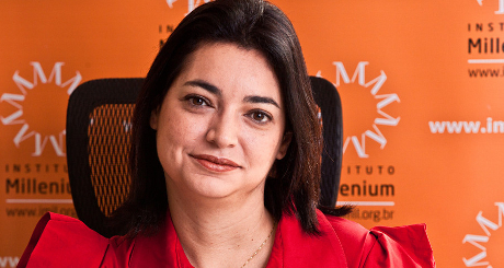 Priscila Pereira Pinto, Diretora-executiva do Instituto Millenium.