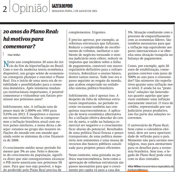 Clipping_Gazeta do Povo