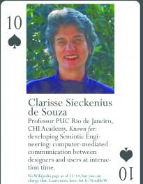 Clarisse Sieckenius de Souza