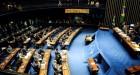 Senadores votaram projeto sobre corrupção nesta quarta-feira