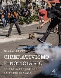 Livro Ciberativismo e noticiário (Magaly Prado)