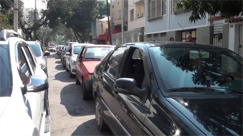 fila de carros 2