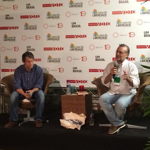 José Roberto de Castro Neves e Gustavo Franco