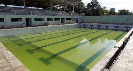 maguinhos piscina