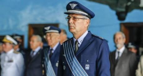 BRASILIA DF07-12-2014 NACIONAL  Tenente-Brigadeiro do Ar Nivaldo Luiz Rossato é o segundo na cadeia de comando da FAB FOTO FAB