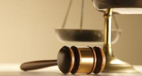 Justice Scale & Gavel