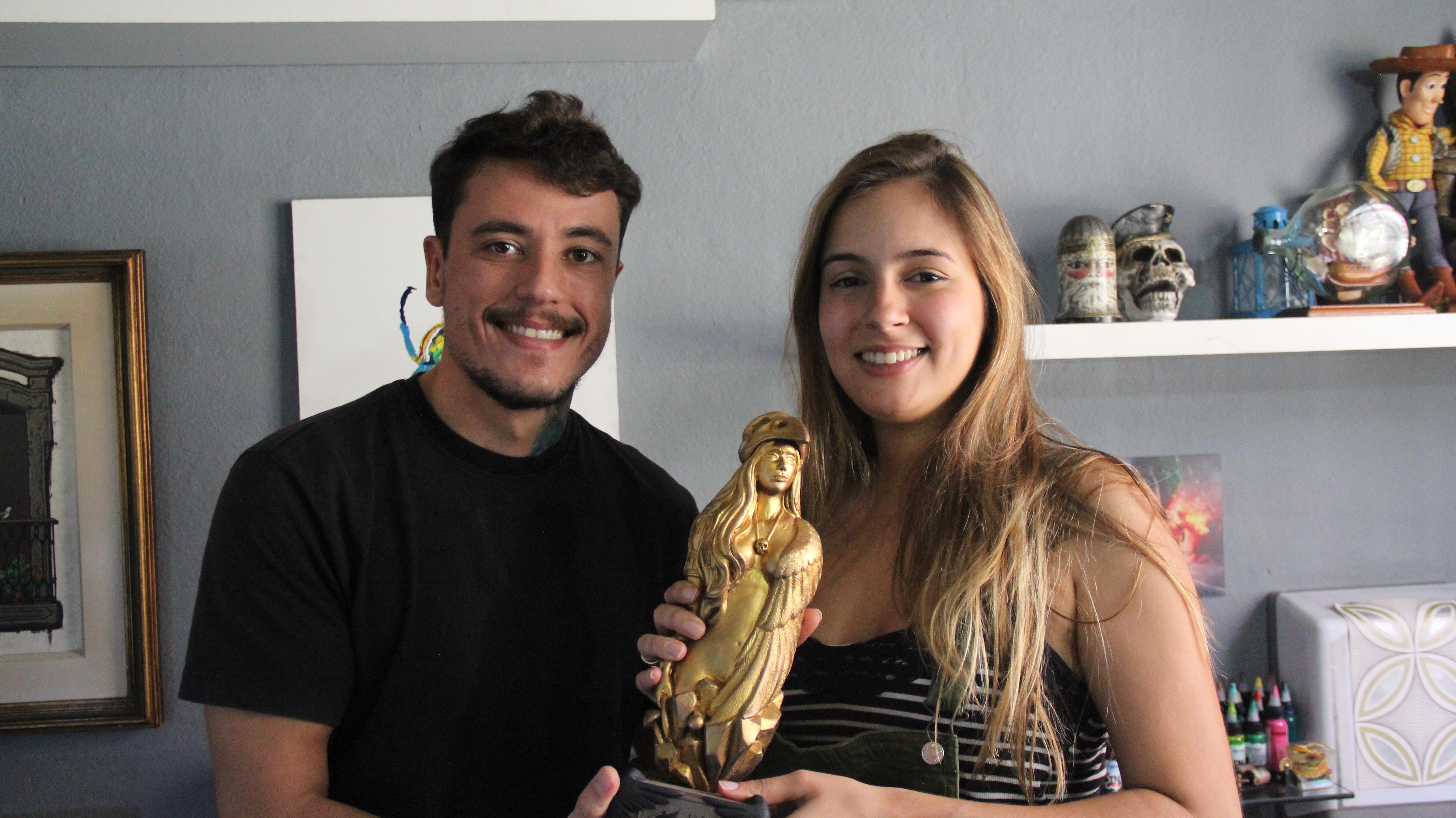 Raphael e Amanda