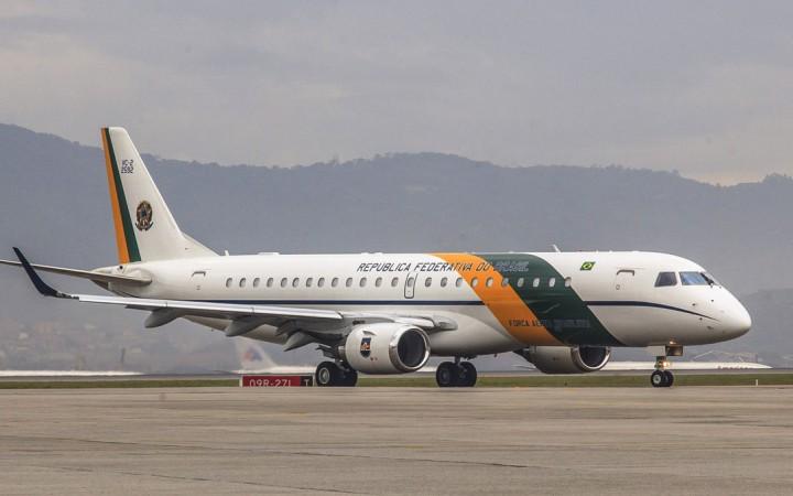 avião da FAB